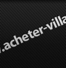 acheter-villa.com